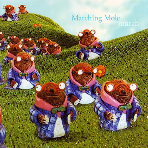 Matching Mole — March