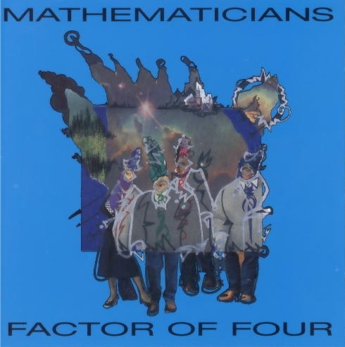 Factor of Four Cover art