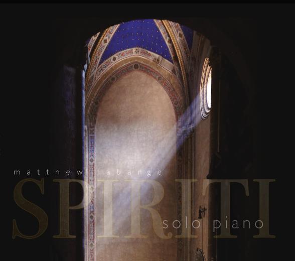 Matthew Labarge — Spiriti