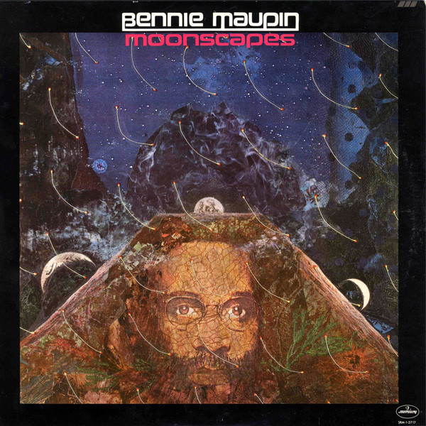 Bennie Maupin — Moonscapes