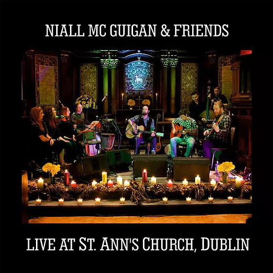 Niall Mc Guigan — Live at St. Anne's Church, Dublin