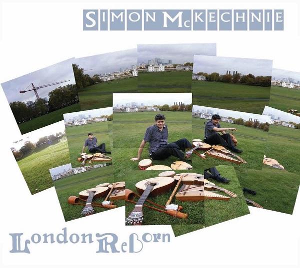 Simon McKechnie — London Reborn