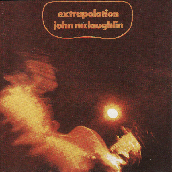 John McLaughlin — Extrapolation