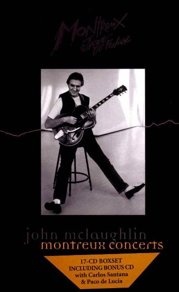 John McLaughlin — John McLaughlin Montreux Concerts