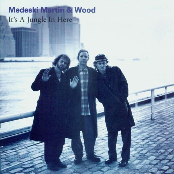 Medeski Martin & Wood — It's a Jungle in Here