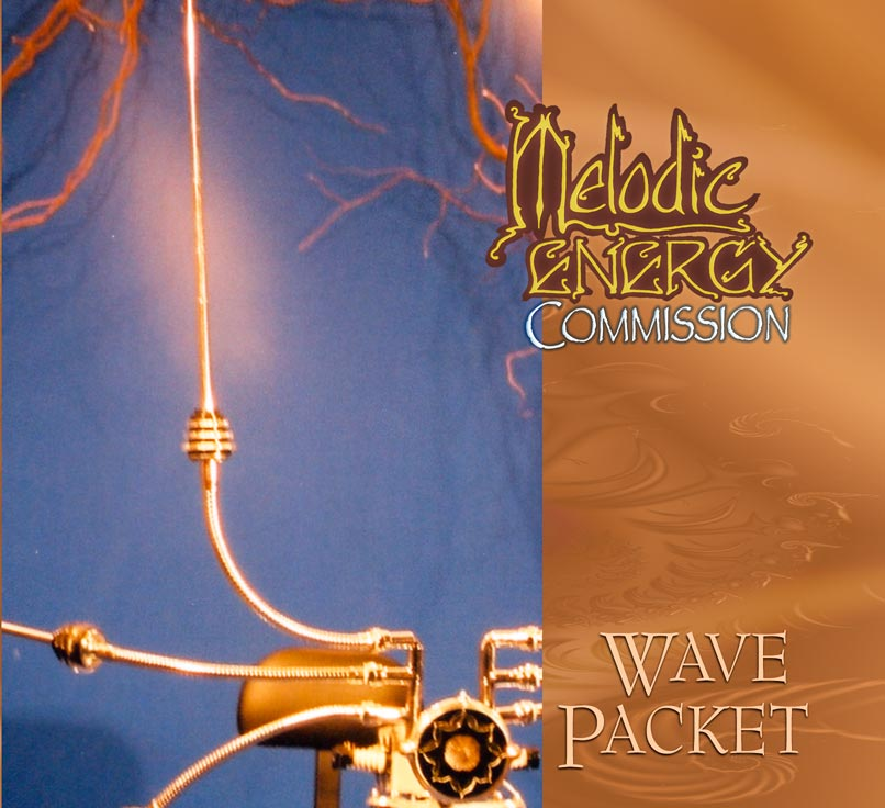 Wave Packet Cover art