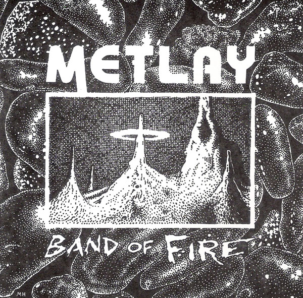 Band of Fire Cover art