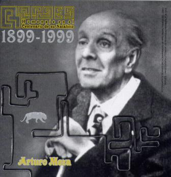 Borges Cover art