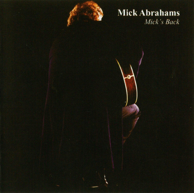 Mick Abrahams — Mick's Back