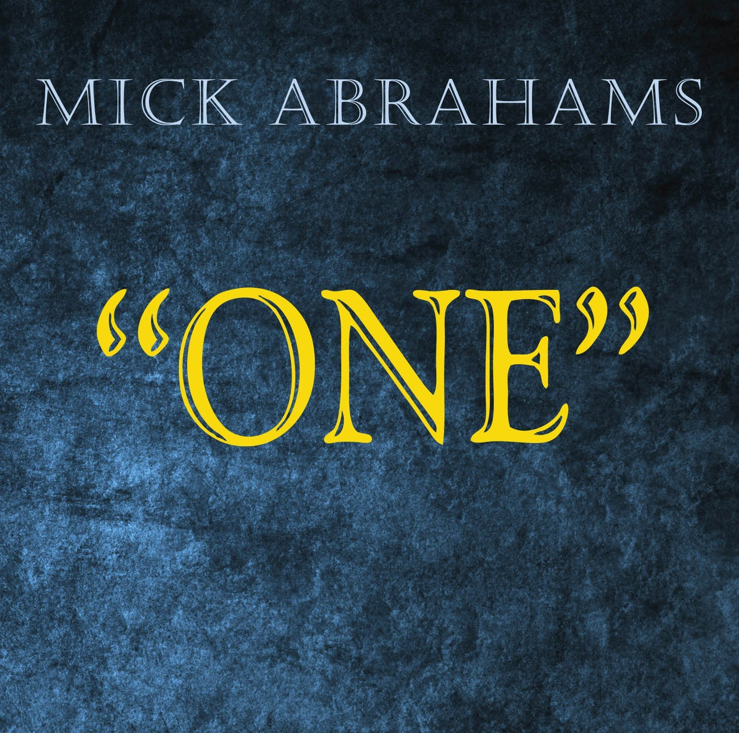 Mick Abrahams — One