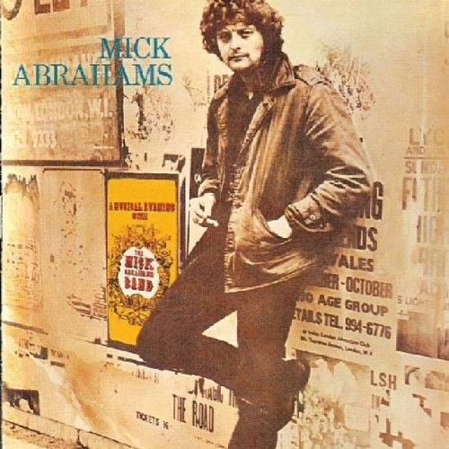 Mick Abrahams — Mick Abrahams