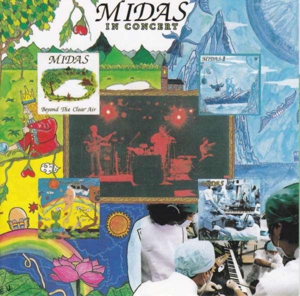 Midas — In Concert