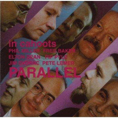 Phil Miller In Cahoots - Parallel cover