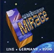 Live Germany 1996 (AKA Speed of Light Live) Cover art