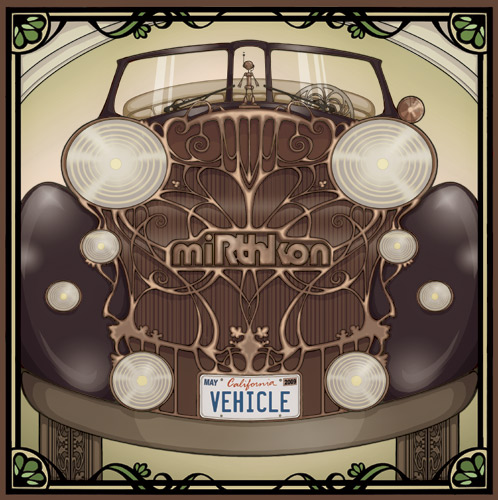 Vehicle Cover art