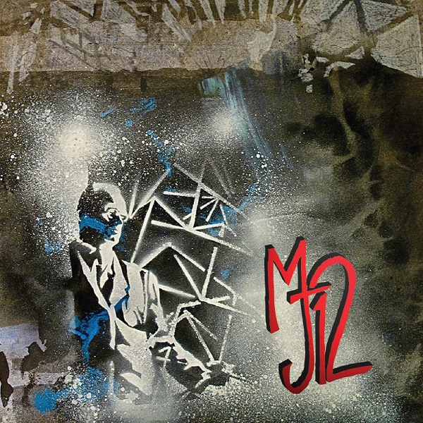 MJ12 Cover art