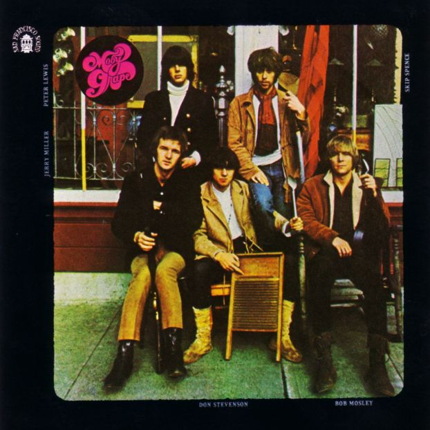 Moby Grape Cover art