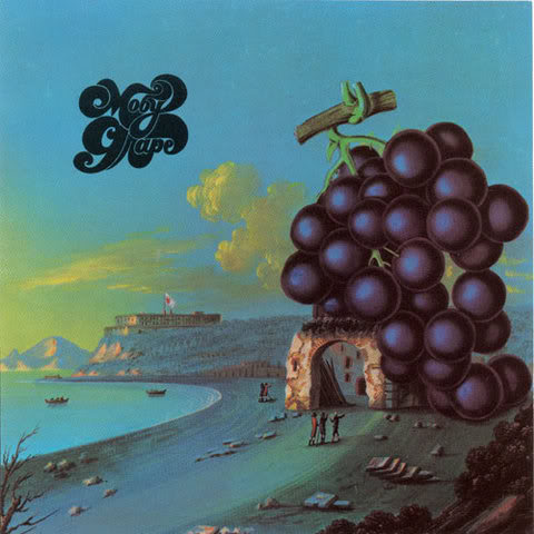 Moby Grape — Wow