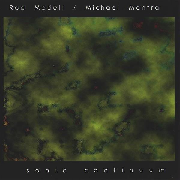 Sonic Continuum Cover art
