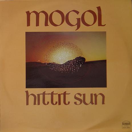 Mogol - Hittit Sun cover