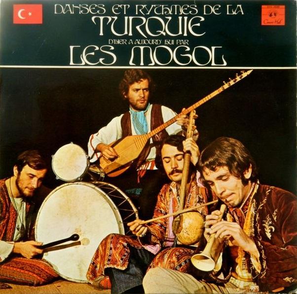 Mogollar - Danses et Rythmes 1972