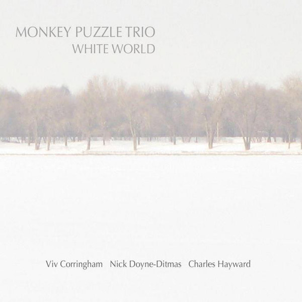 Monkey Puzzle Trio — White World