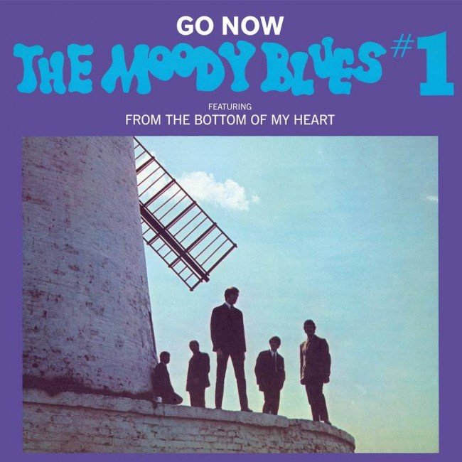 The Moody Blues — Go Now - The Moody Blues #1