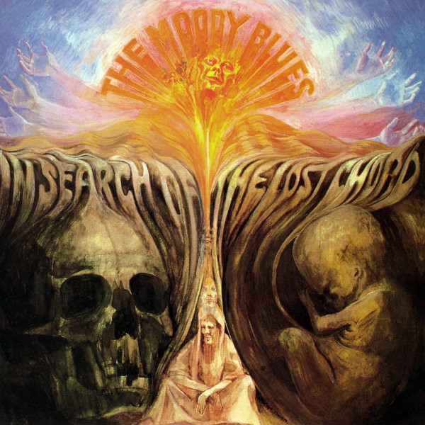 The Moody Blues — In Search of the Lost Chord