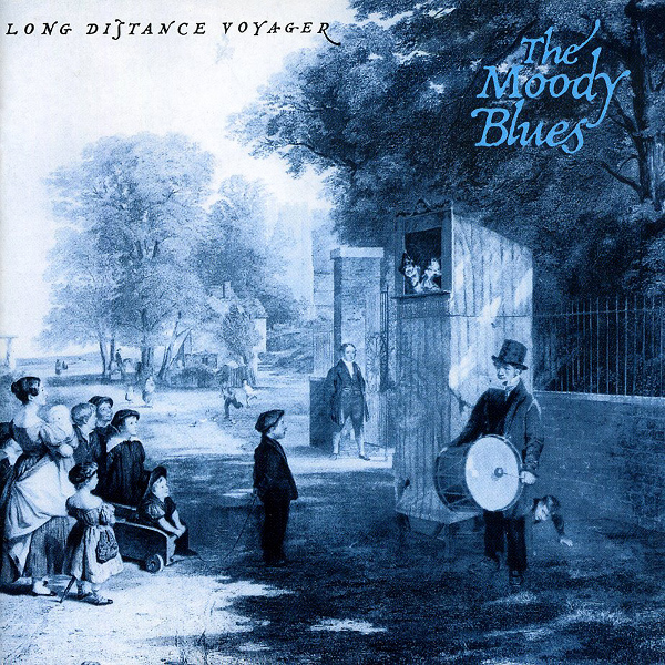 The Moody Blues — Long Distance Voyager
