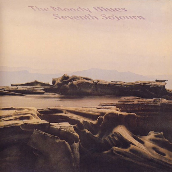 The Moody Blues — Seventh Sojourn