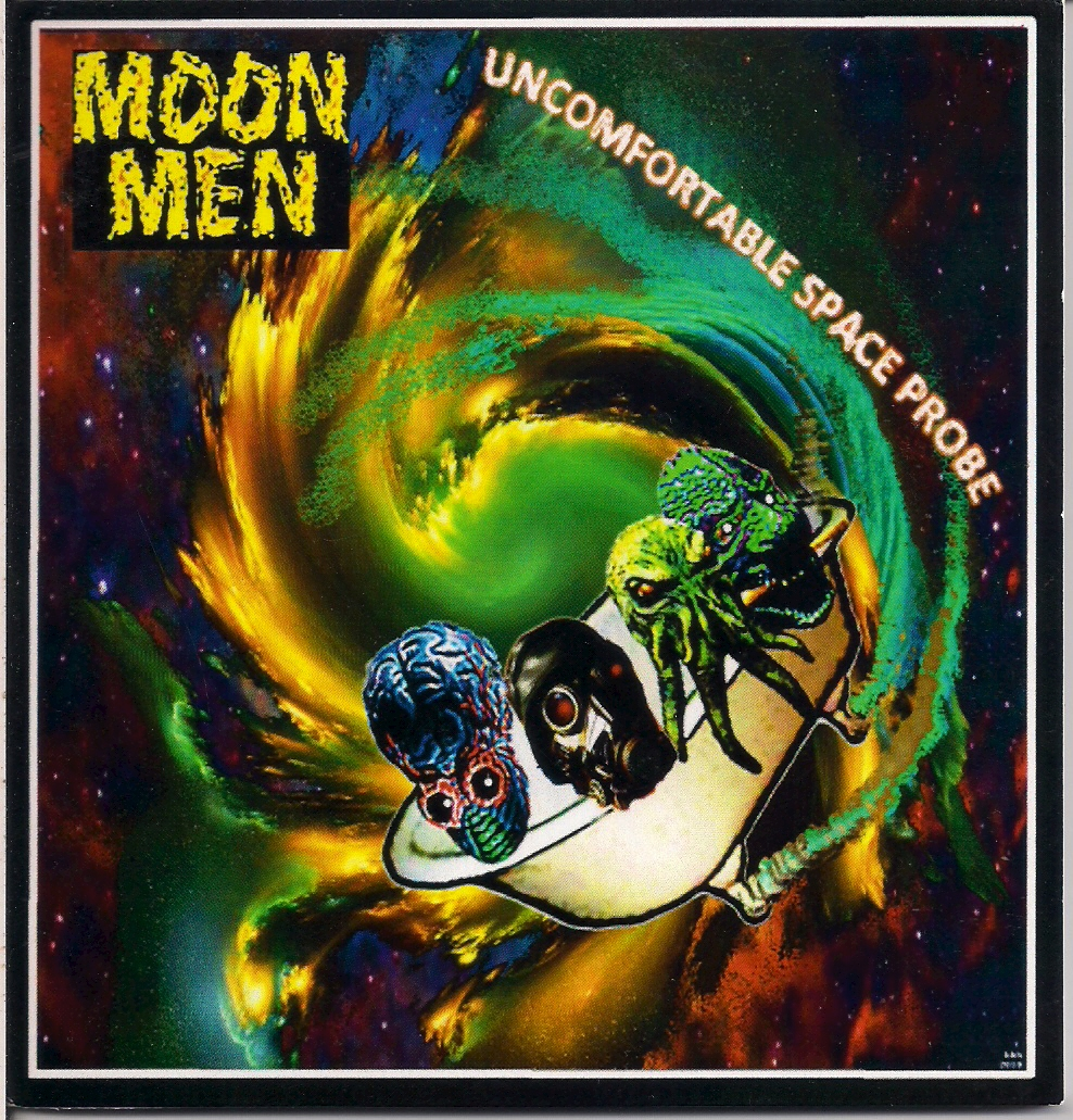 Moon Men — 2: Uncomfortable Space Probe