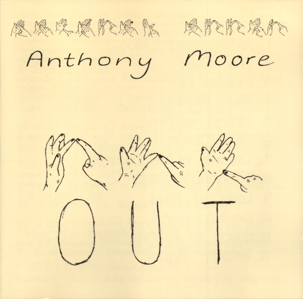 Anthony Moore — Out