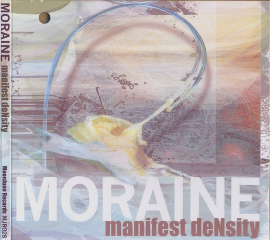 Manifest Density Cover art