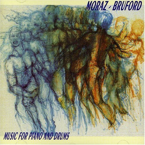 Moraz / Bruford — Music for Piano and Drums