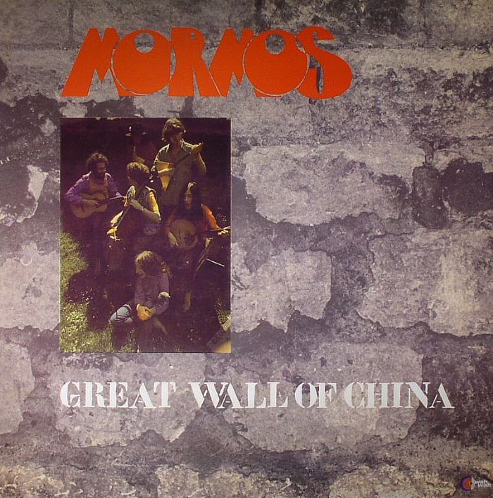 Great Wall of China Cover art