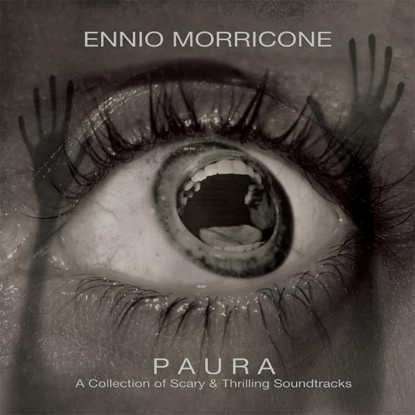 Paura - A Collection of Scary and Thrilling Soundtracks Cover art