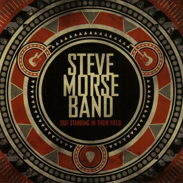 Steve Morse Band — Out Standing in Their Field