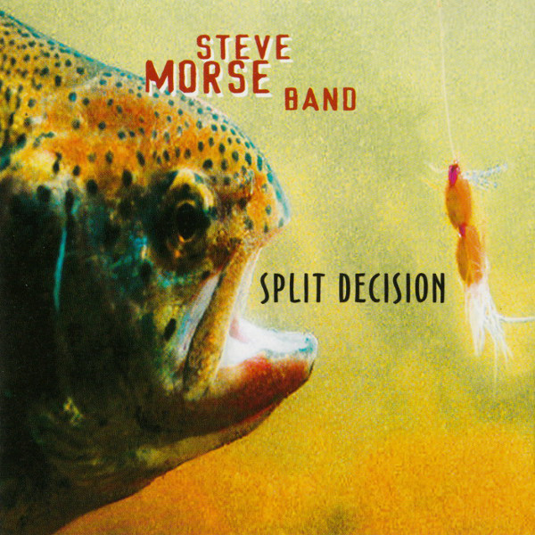Steve Morse Band — Split Decision
