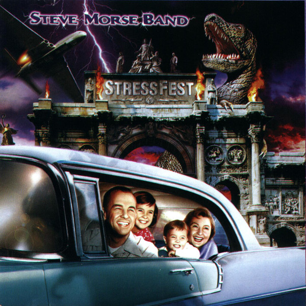 Steve Morse Band — Stress Fest