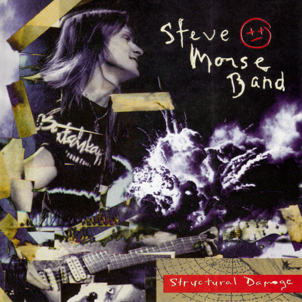 Steve Morse Band — Structural Damage