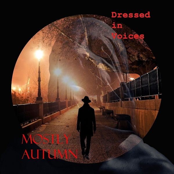Dressed in Voices Cover art