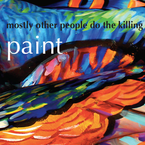 Paint Cover art
