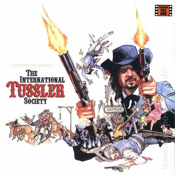 Motorpsycho — Motorpsycho Presents the International Tussler Society