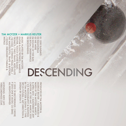 Descending Cover art