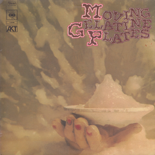 Moving Gelatine Plates Cover art