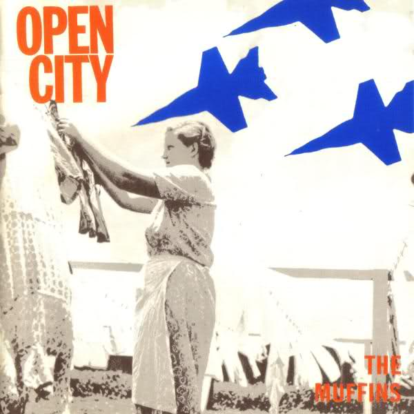 Open City Cover art