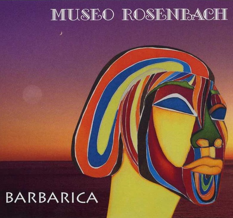 Barbarica Cover art