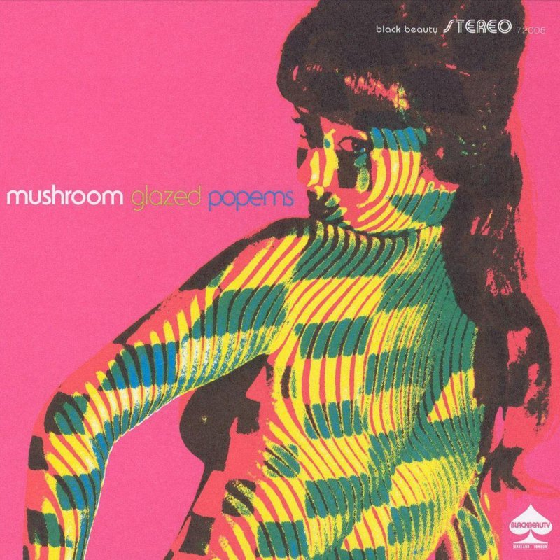 Mushroom — Glazed Popems