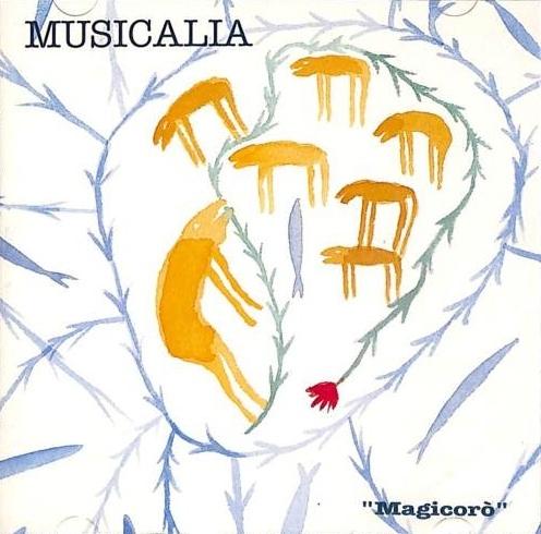 Magicorò (AKA Musicalia) Cover art