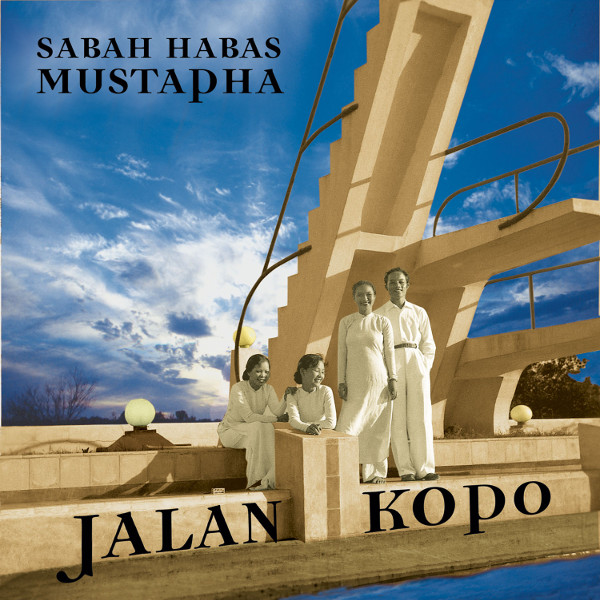 Jalan Kopo - The Sunda Sessions Cover art